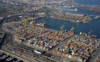 El puerto de Valencia será pionero en Europa en usar hidrógeno para reducir su huella ecológica