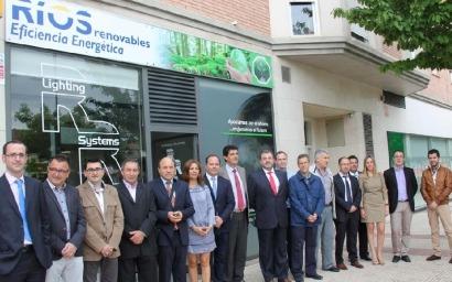 Ríos Renovables Eficiencia Energética abre tienda en Tudela