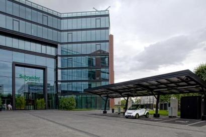 La sede de Schneider Electric, primer edificio del mundo en lograr el sello ISO 50001