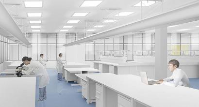 Un laboratorio consume hasta 10 veces más energía que un espacio convencional