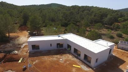 Ibiza ultima la construcción del edificio más sostenible del mundo