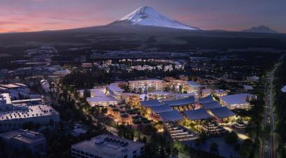 Toyota creará a los pies del monte Fuji, en Japón, un prototipo de la ciudad del futuro