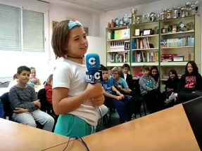 Los niños de Alpedrete nos enseñan a ahorrar energía