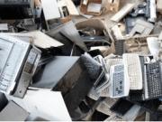 Recuperar la chatarra electrónica permitiría ahorrar ingentes cantidades de energía