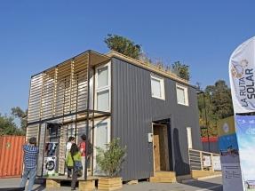 La casa S³ gana Construye Solar 2017, el concurso de viviendas sociales sustentables