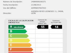 El EREN ofrece la geolocalización de inmuebles con certificado energético