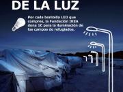 Iluminación sostenible para los campos de refugiados