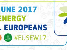 Comienza la Semana Europea de la Energía Sostenible