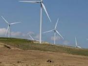 La eólica es la fuente de energía que más agua ahorra