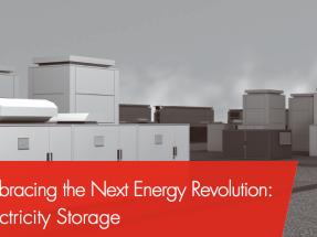 El almacenamiento energético a gran escala podría ser competitivo en 2025