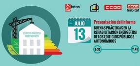 Buenas prácticas en la rehabilitación energética de edificios públicos autonómicos