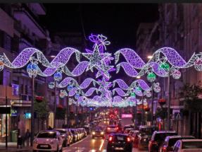 El consumo eléctrico se dispara un 30% en Navidad