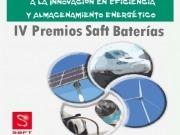 Saft Baterías entrega sus Premios a la Innovación en Eficiencia y Almacenamiento Energético