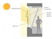 Una ventana que ahorra hasta un 25% de energía