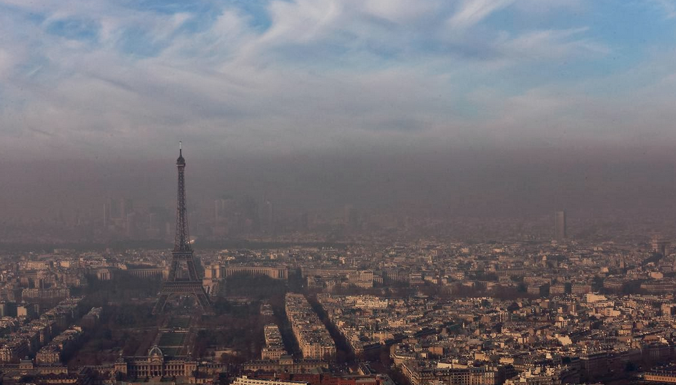 El aire contaminado mata: las observaciones del satélite europeoSentinel-5P lo confirman