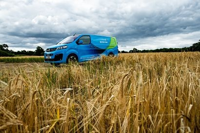 British Gas makes largest UK commercial EV order with Vauxhall and commits to electrifying fleet by 2025