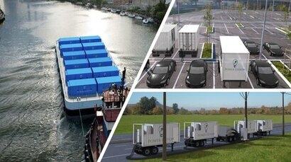 Power Edison supplying the world's largest mobile battery energy storage system