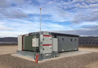 Ingeteam is awarded 555 MW in supply contracts of photovoltaic inverters in Mexico