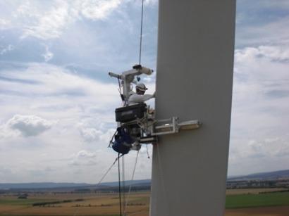 Largest Wind Turbine Blade