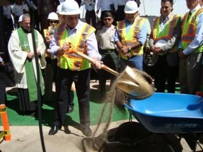 Gamesa e Iberdrola arrancan la construcción del proyecto eólico Cerro de Hula