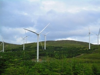 Energia officially opens Ireland's largest wind farm