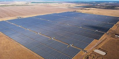 Nextracker's optimised bifacial solution selected for Australia's largest solar power plant