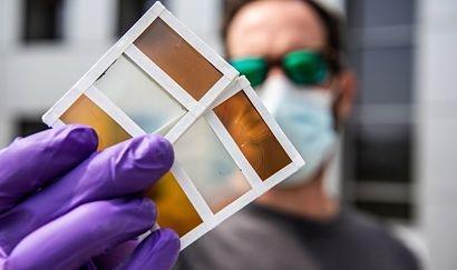 NREL advances thermochromic window technologies