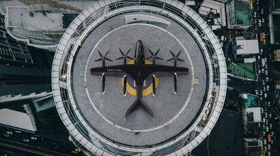 Avolon and Vertical Aerospace announce world's largest eVTOL aircraft order