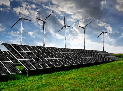 Amazon invests in wind and solar power projects in Australia, Europe and the US