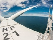 Siemens signs long-term service extension for Welsh offshore wind farm