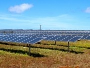 Cuba's first solar plant helps to reduce reliance on imported oil