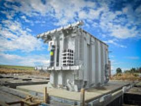 Aurora wind farm in southern Chile receives power transformer