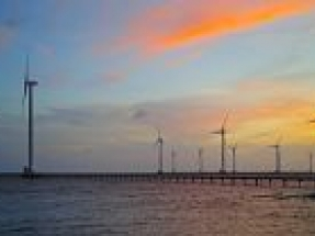 Vestas secures its fourth intertidal wind farm project in Vietnam
