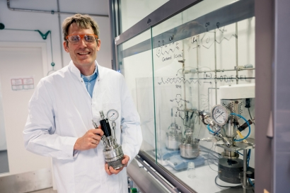 Etileno derivado de etanol para producir un biodiésel más eficiente