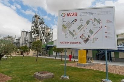Abengoa renace entre los biocarburantes con un contrato para una planta a partir de residuos urbanos