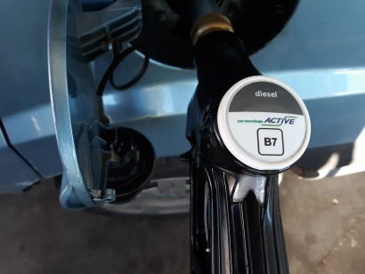Los biocarburantes no llegan, de momento, al siete por ciento obligatorio en el transporte para 2019