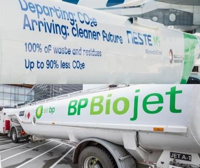 Finlandia plantea un treinta por ciento de biocarburantes en el transporte aéreo