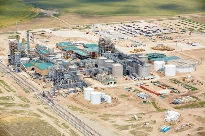 En marcha la planta de etanol celulósico de Abengoa en Kansas