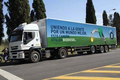 ARGENTINA: La cerveza Quilmes impulsa sus camiones con biodiésel y busca ser 100% sustentable