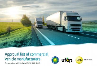 Doscientos camiones, tractores y excavadoras pueden circular con biodiésel puro
