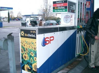 Europa se frena en un agitado mercado mundial de biocarburantes