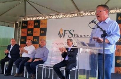Inauguran la primera fábrica de etanol con base en maíz del país