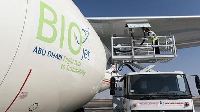 Biocarburantes para aviación: del Mundial 2014 al desierto