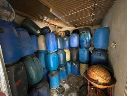 Vuelve el robo de aceite usado para destinarlo a biodiésel (¿o nunca se fue?)