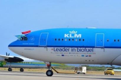 En marcha el mayor programa de vuelos con biocarburantes de aceites usados