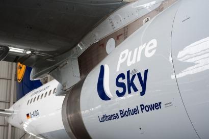 A Lufthansa no le convence la jatrofa ni la camelina