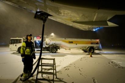 Operadores de aeropuertos buscan biocarburantes fiables y económicos