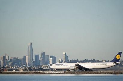 San Francisco: Shell comienza a suministrar bioqueroseno a los aviones de Lufthansa