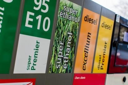 Suecia también se apunta a la gasolina E10 (diez por ciento de etanol)