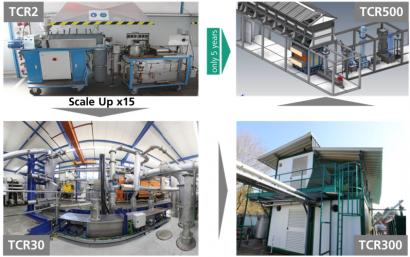 Todo preparado para producir 200.000 litros de biocombustibles líquidos con lodos de depuradora